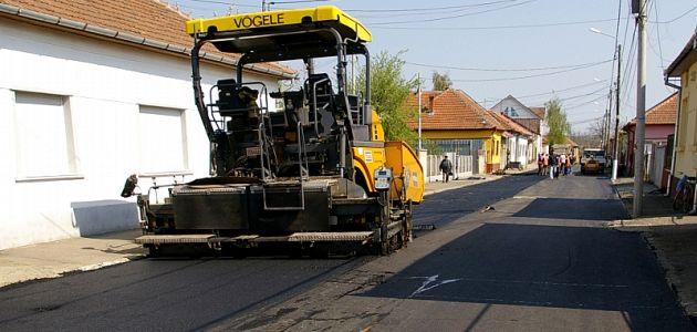 asfaltare lugoj 2013
