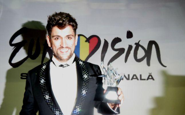 cezar castigator eurovision romania lugojeanul 2013