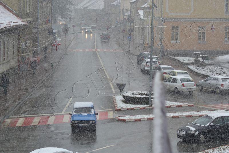 iarna la lugoj 26 martie caderi abundente de zapada a doua zi de craciun lugojeanul 2013 (1)