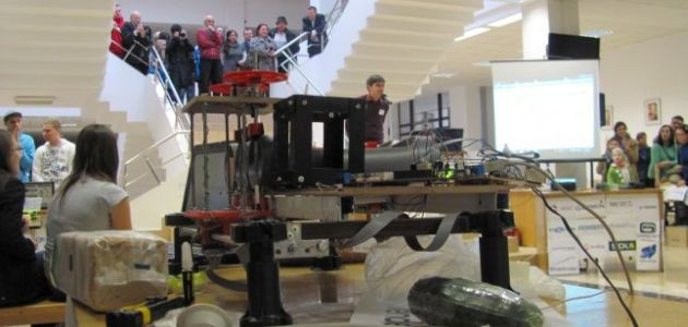 inventie cluj sandwich robot studenti ubb lugojeanul 2013