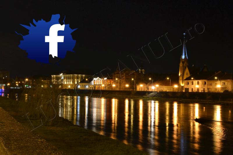 lugoj pe facebook cati utilizatori statistici numar lugojeanul 2013