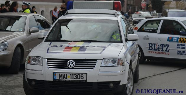 ziua politiei romane stafeta prieteniei sarbatorire lugoj timisoara lugojeanul 2013