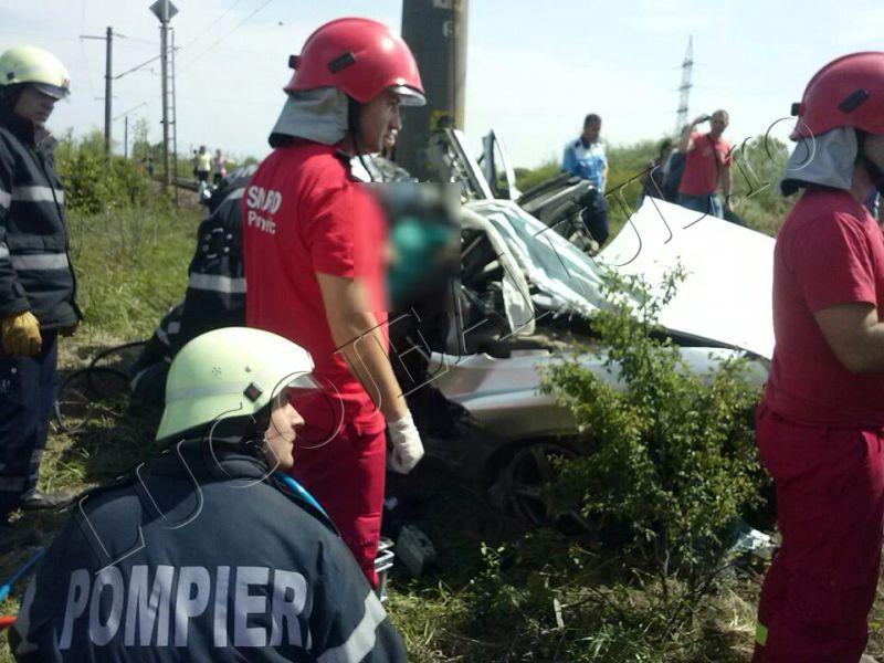 accident gavojdia tren regio lugojeanul 2013 27 aprilie foto galerie (3)