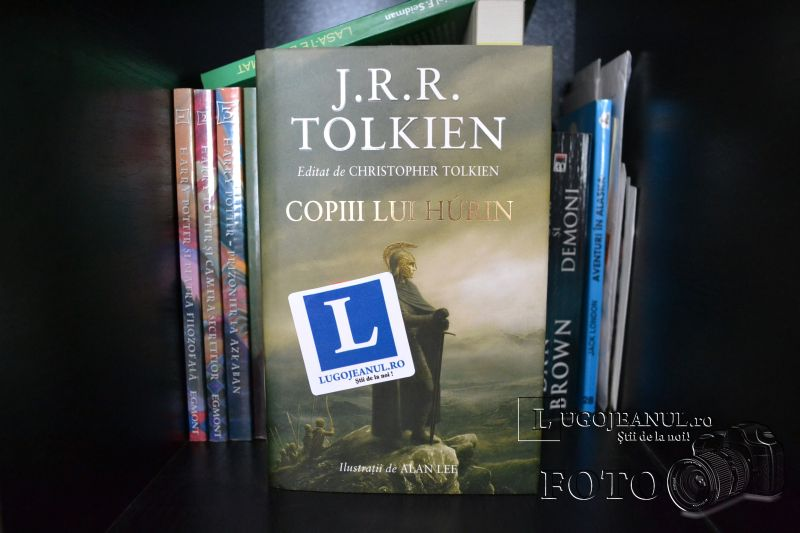 cartea de joi jrr tolkien copiii lui hurin recomandare lugojeanul 2013 (2)