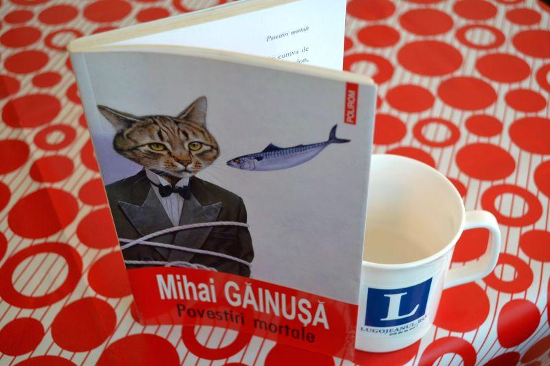 cartea de vineri mihai gainusa povestiri mortale recomandare lugojeanul 2013