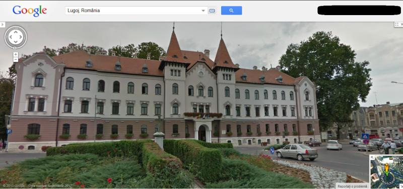 google maps la lugoj street view cauta-ti casa pe google lugojeanul 2013
