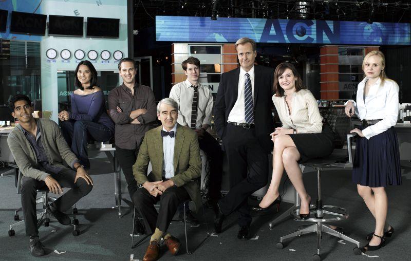serialul de joi the newsroom redactia recomandare lugojeanul 2013 r