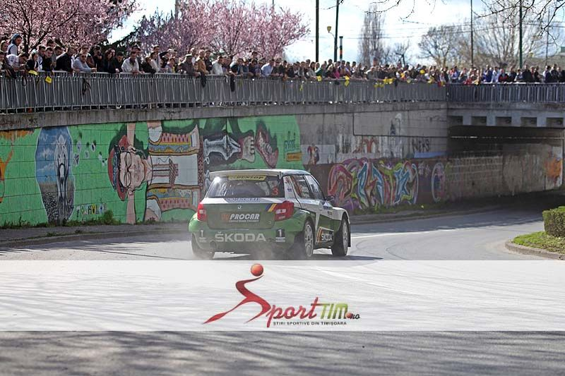 timis rally 2013 francois delecour castiga raliul timisului 13 aprilie 2013 lugojeanul 3