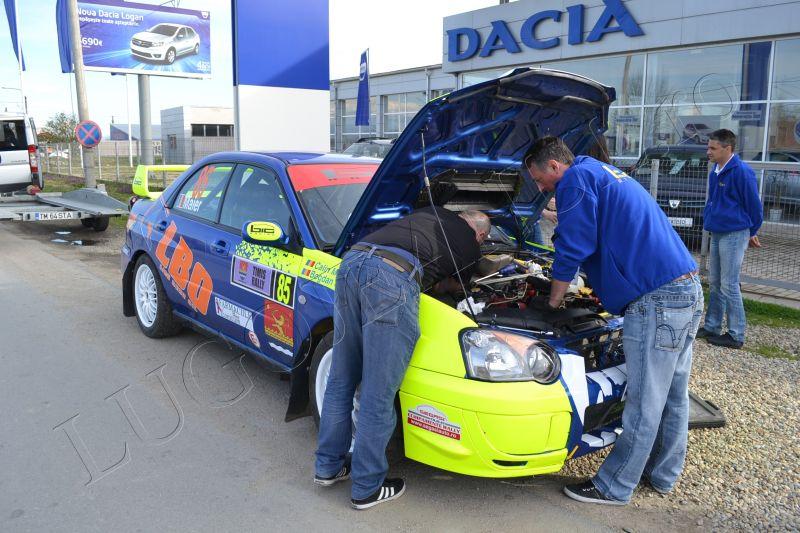 timis rally 2013 inspectie tehnica sigiliu salonul auto europa lugojeanul 2013 11 aprilie (11)