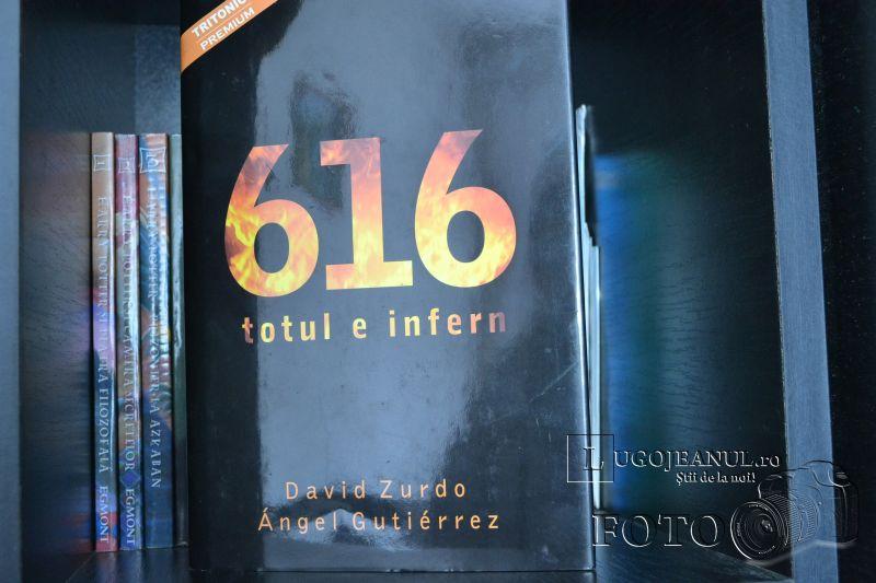 Cartea de vineri D.Z. Saiz A.G. Tapia 616 Totul e infern (1)
