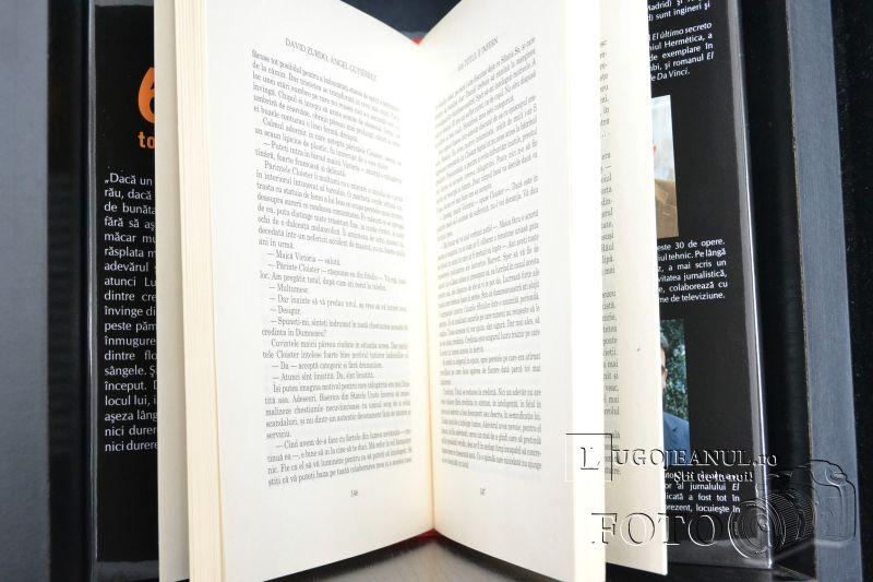 Cartea de vineri D.Z. Saiz A.G. Tapia 616 Totul e infern (3)