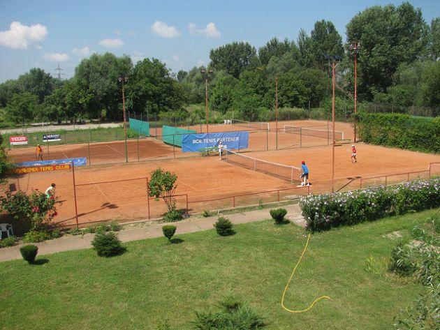 tenis partner lugoj 2013 turneu de tenis de camp insula cotu mic lugojeanul