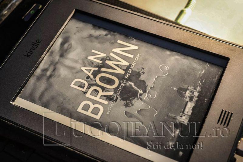 cartea de joi dan brown inferno 2013 recomandare lugojeanul carti