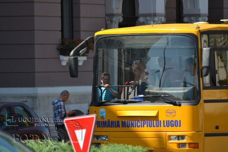 transport gratuit la lugoj unic in romania stire inconjurul tarii lugojeanul 2013 foto galerie (2)