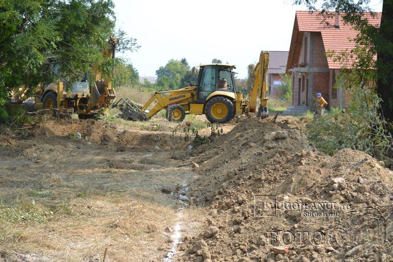 canalizare si apa in militari foto galerie 2013 lugojeanul (7)