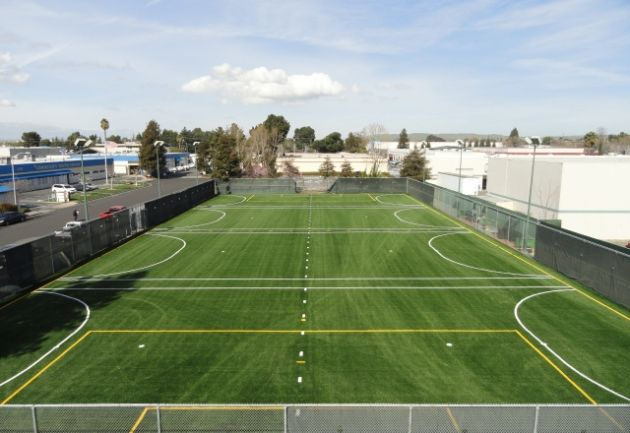 teren sintetic de minifotbal cartierul stadion