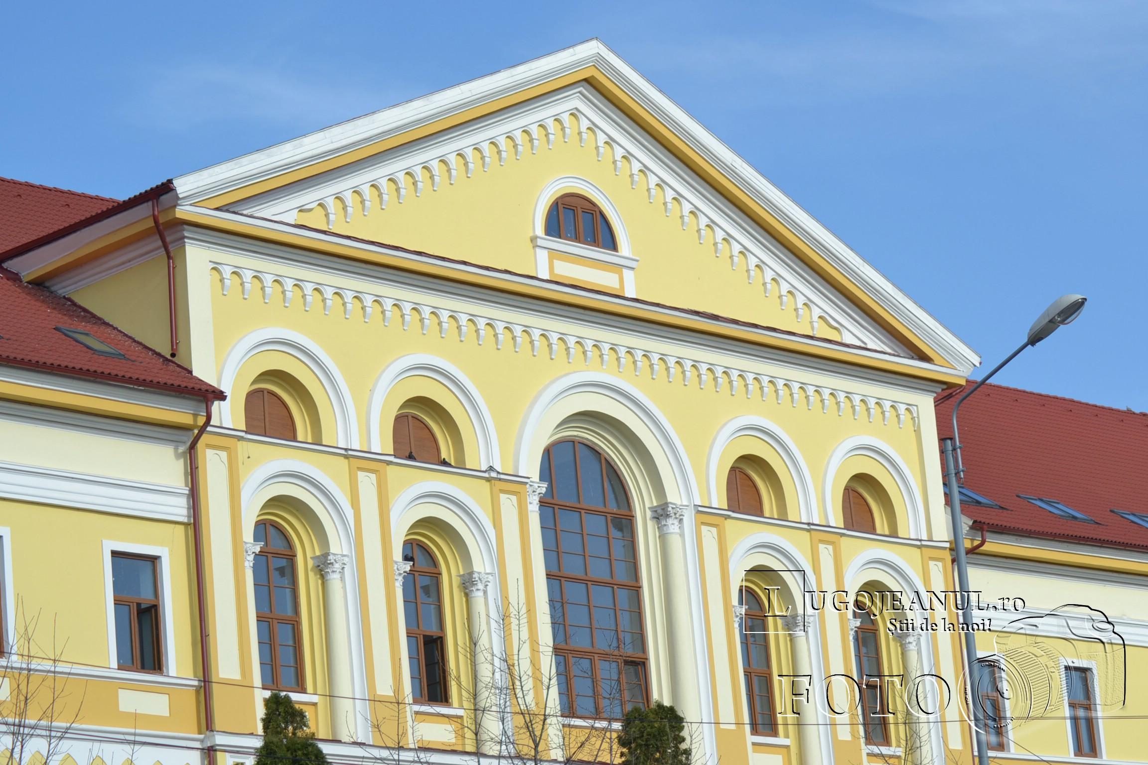 Prefectura Lugoj