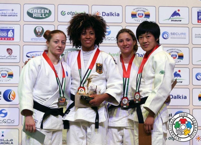 corina caprioriu argint abu dhabi grand prix judo lugojeanca (5)