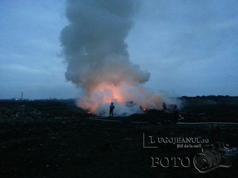 incendiu groapa gunoi lugoj 12 noiembrie 2013 (2)