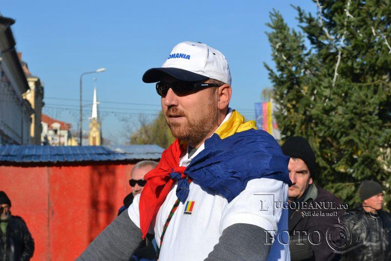 lugojul pedaleaza de 1 decembrie 2013 ziua nationala a romaniei la lugoj foto galerie biciclisti lugojeanul (16)