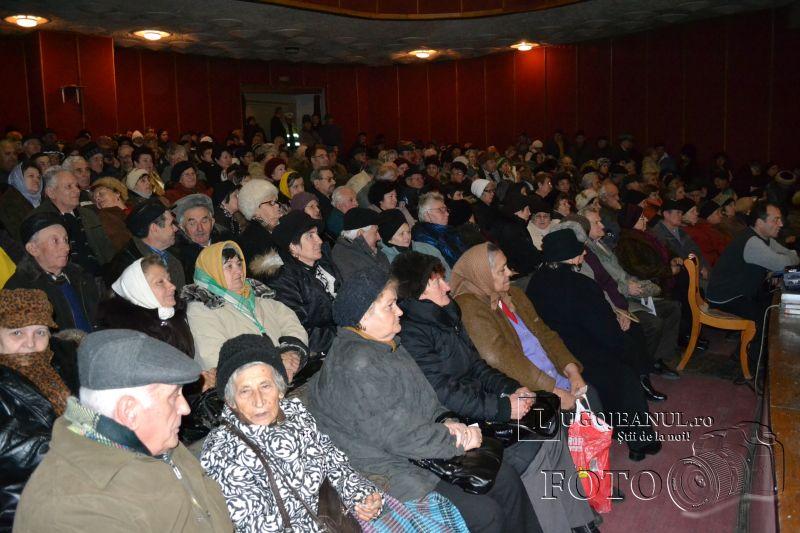 revelionul pensionarilor 2013 bilete teatru foto galerie 19 decembrie 2013 (2)