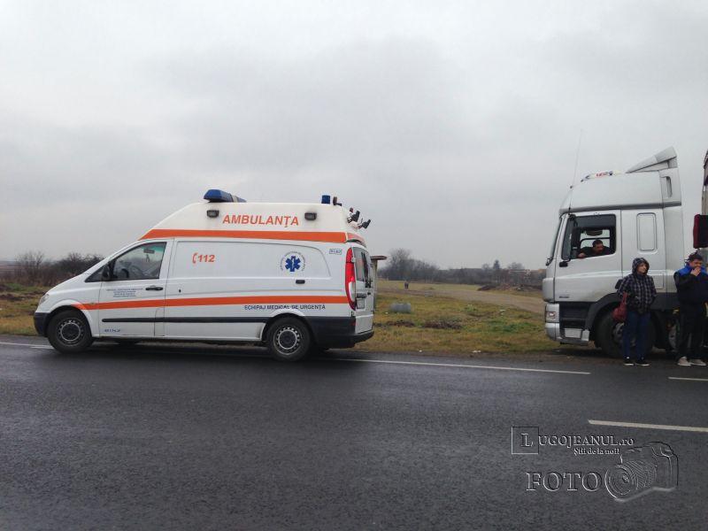 accident izvin tir vs logan 10 ianuarie 2014 (2)