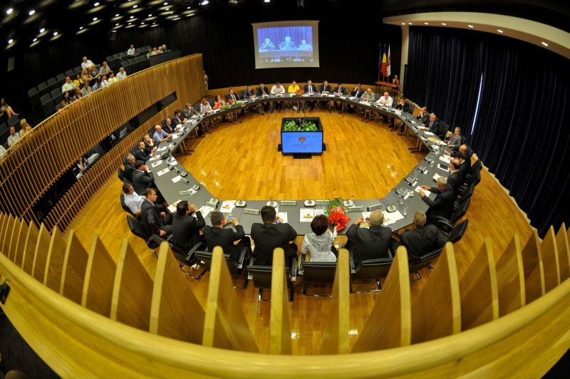 consiliul judetean timis cjt bojin sedinte