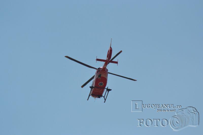 elicopter smurd lugoj stadion urgente 112 aer
