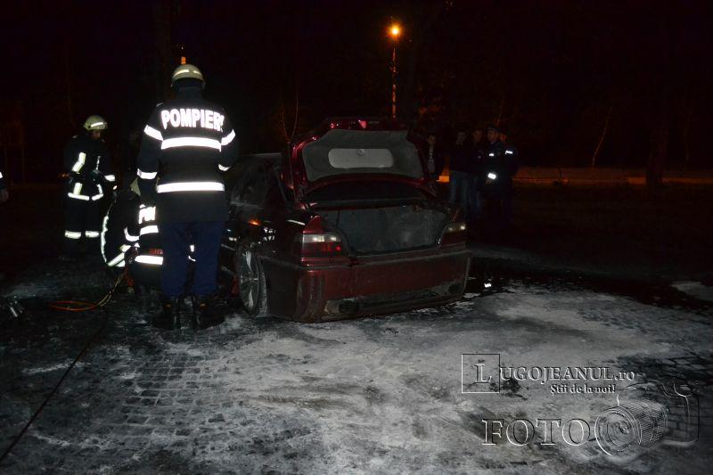 incendiu bmw timisorii duminica 12 ianuarie 2013 foto lugojeanul (9)