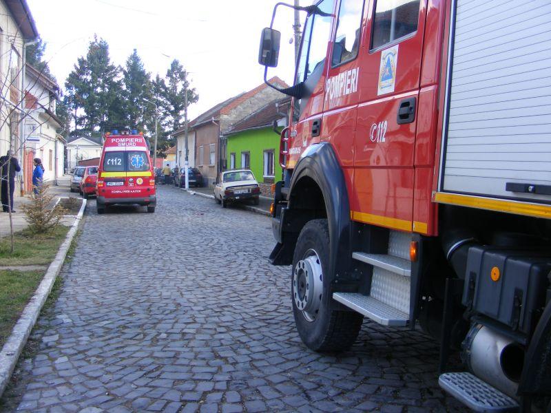 incendiu lugoj strada pandurilor 10 februarie afumatoare (1)