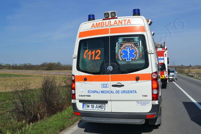accident traian vuia 22 martie 2014 foto ladariu sef finante lugoj dacia papuc prioritate (4)