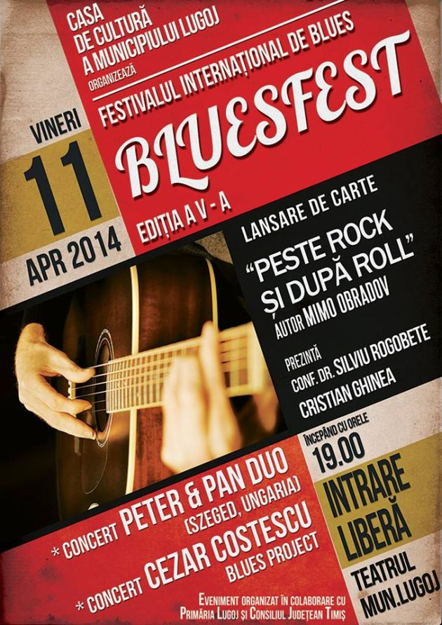 bluesfest 2014 lugoj