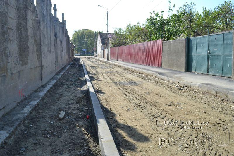 asfaltare strada branduselor lugoj 2014 foto lugojeanul (1)