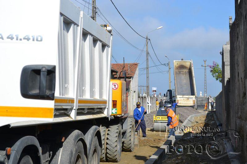 asfaltare strada branduselor lugoj 2014 foto lugojeanul (8)