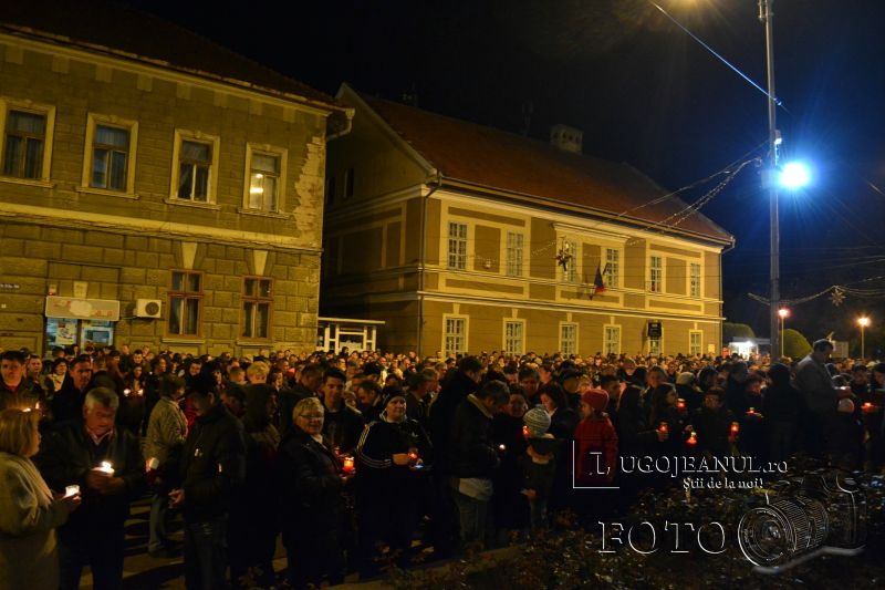 hristos a inviat paste lugoj 2014 biserica adormirea maicii domnului lumina sfanta foto galerie lugojeanul (8)
