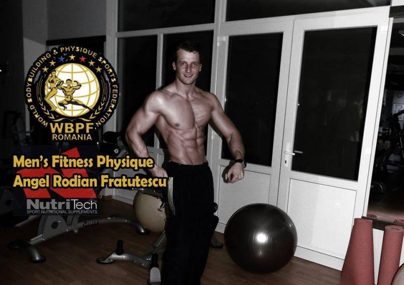 angel rodian fratusescu viena competitie bodybuilding 2