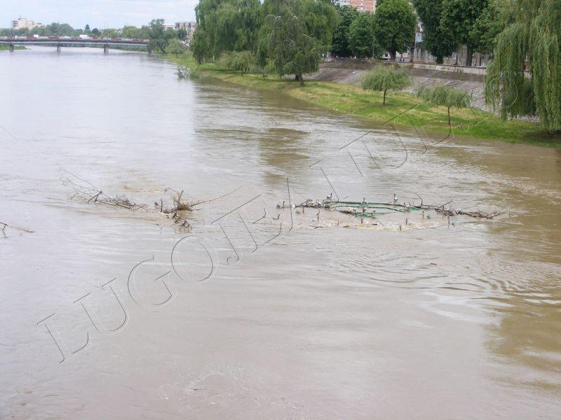 crengi fantana lui boldea lugoj timis rau umflat inundatii alerta foto galerie lugojeanul 5 mai 2014 (2)