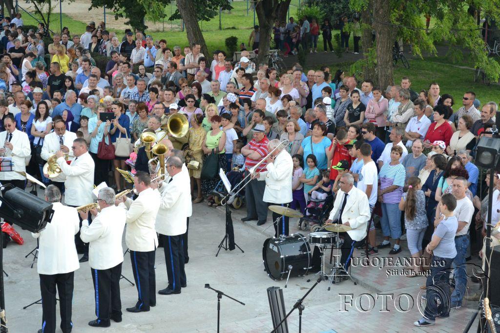 inaugurare pod pietonal lugoj 21 mai 2014 foto lugojeanul (1)