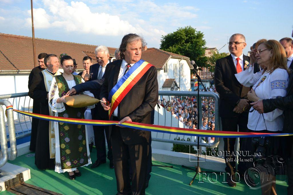inaugurare pod pietonal lugoj 21 mai 2014 foto lugojeanul (15)