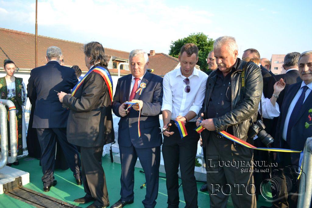 inaugurare pod pietonal lugoj 21 mai 2014 foto lugojeanul (16)