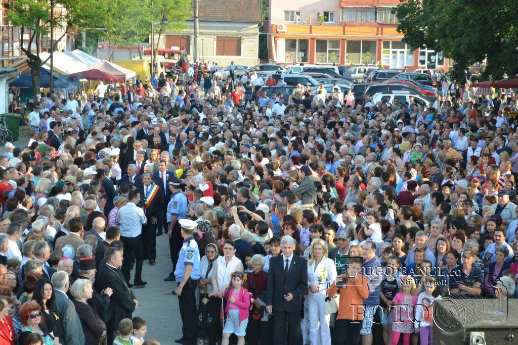 inaugurare pod pietonal lugoj 21 mai 2014 foto lugojeanul (6)
