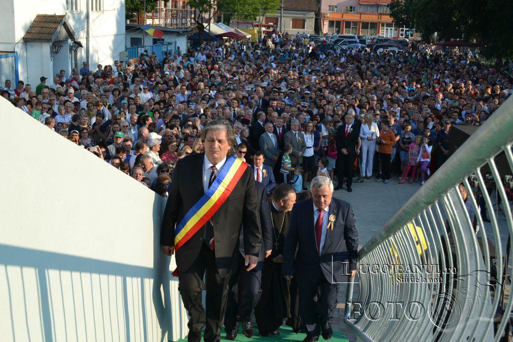 inaugurare pod pietonal lugoj 21 mai 2014 foto lugojeanul (8)