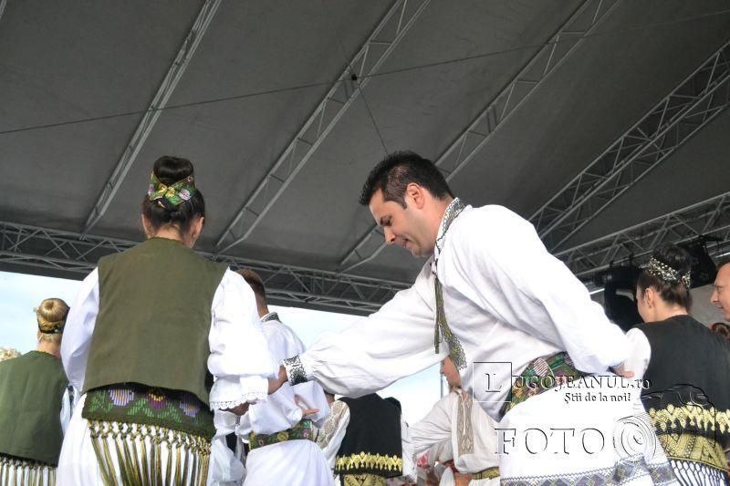 sarbatoarea berii lugoj 2014 festivalul berii lugoj 2014 foto galerie ziua 1 alaiul berarilor ansamblul lugojana dorin biris cosbuc cantari muzica veselie lugojeanul (25)