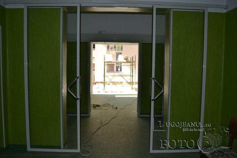 sectia noua de primiri urgente a spitalului municipal lugoj foto exclusiv inaugurare 6 mai 2014 lugojeanul (15)