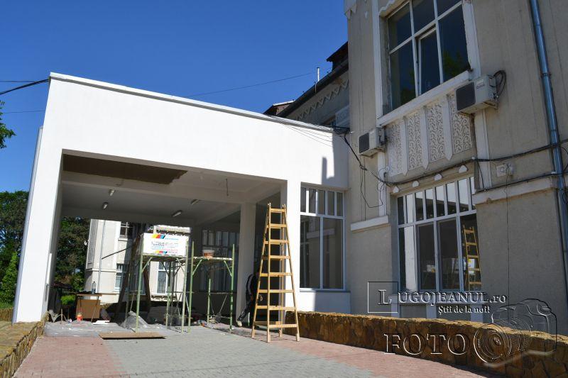 sectia noua de primiri urgente a spitalului municipal lugoj foto exclusiv inaugurare 6 mai 2014 lugojeanul (16)