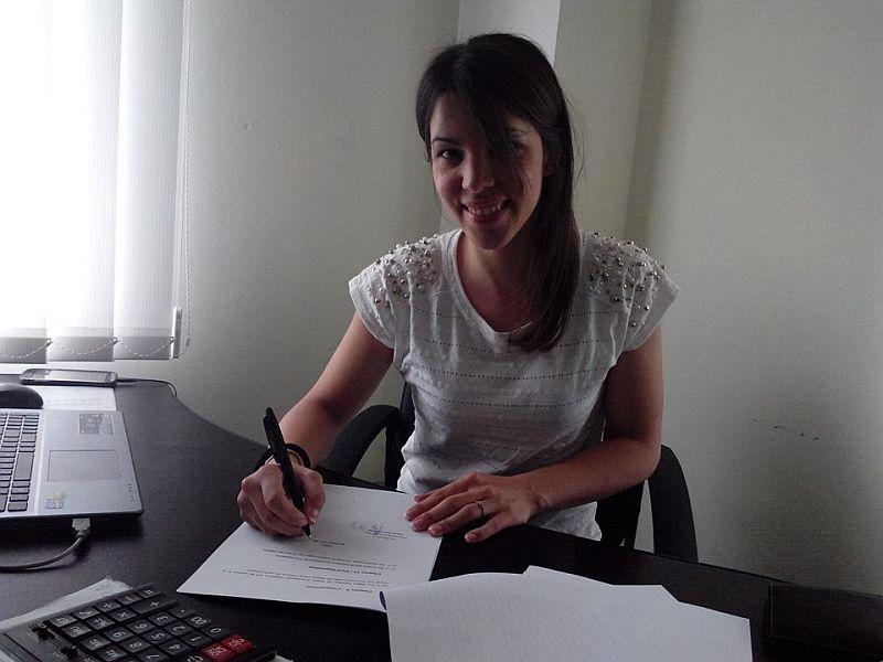 Ivana Milanovic CSM Lugoj sarboaica