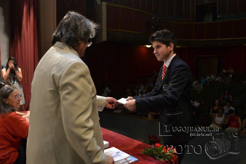 burse municipale lugoj elevi activitate extrascolara 12 iunie 2014 (13)