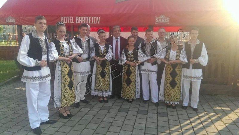 delegatie lugoj in slovacia proiect european ansamblul lugojana francisc boldea primaria consilieri foto galerie 18 iunie 2014 (9)