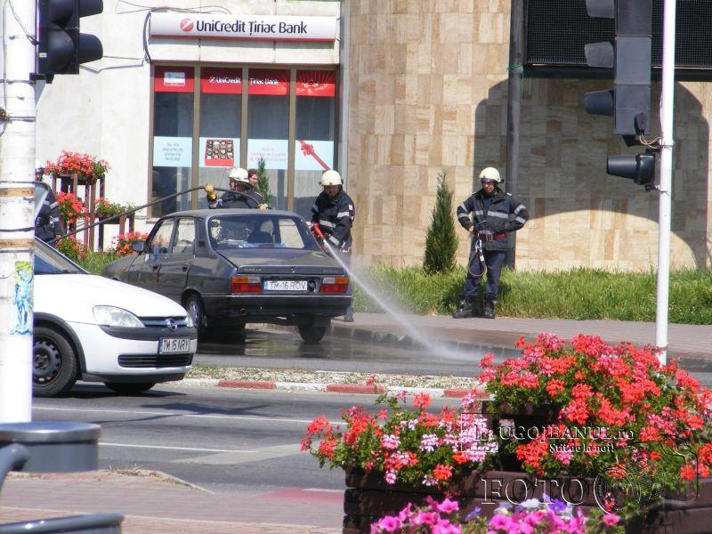 panica lugoj miros gaz zona unic 8 iunie 2014 lugojeanul (5)