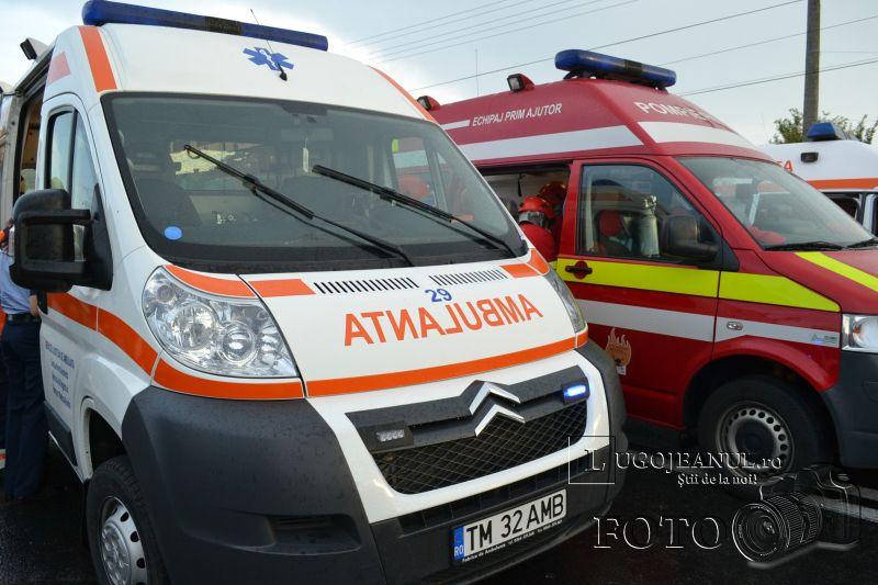 accident chizatau 17 iulie 2014 5 victime elicopter smurd ambulante pompieri impact frontal lugojeanul foto (1)